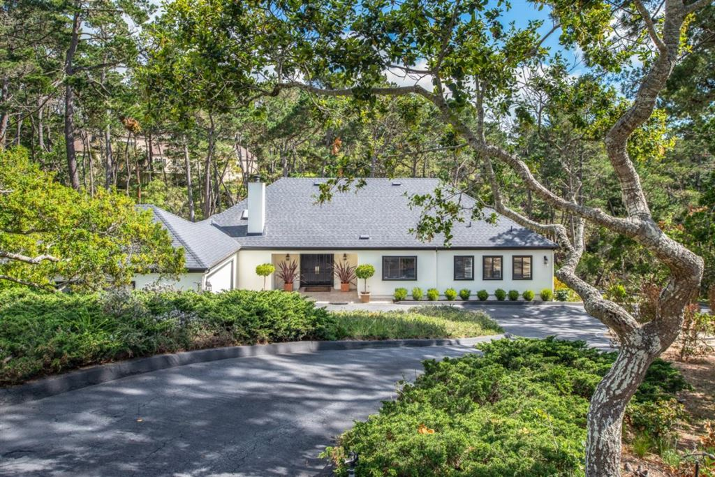 Photo for 1642 Sonado RD, PEBBLE BEACH, CA 93953 (MLS # ML81748266)