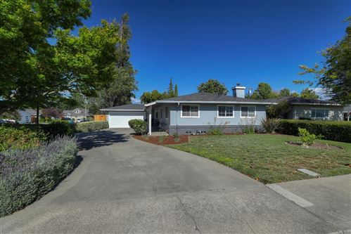Photo of 1360 Cameo Drive, CAMPBELL, CA 95008 (MLS # ML81848267)