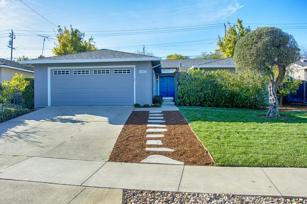 Photo for 1183 Stafford DR, CUPERTINO, CA 95014 (MLS # ML81823269)