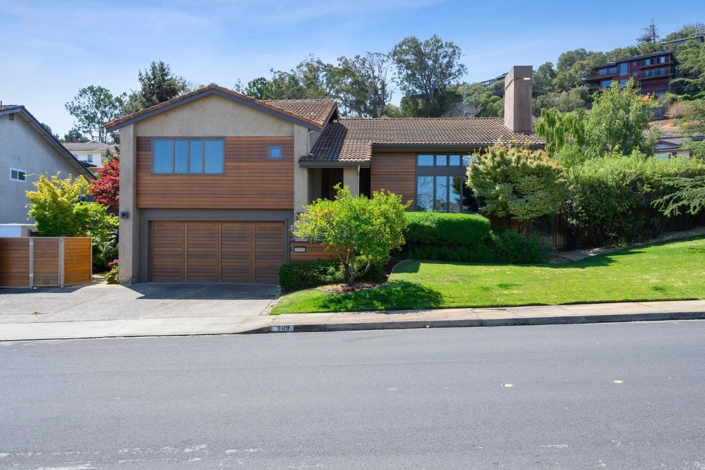 Photo for 909 Anita Avenue, BELMONT, CA 94002 (MLS # ML81853275)