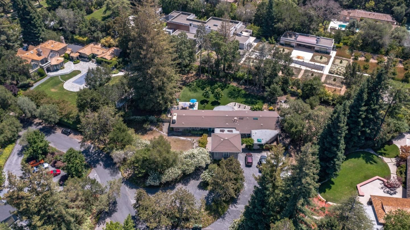 Photo for 81 Clay Drive, ATHERTON, CA 94027 (MLS # ML81855276)
