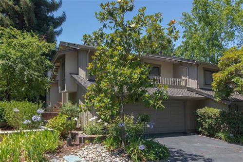 Photo of 552 Sand Hill Circle, MENLO PARK, CA 94025 (MLS # ML81854277)
