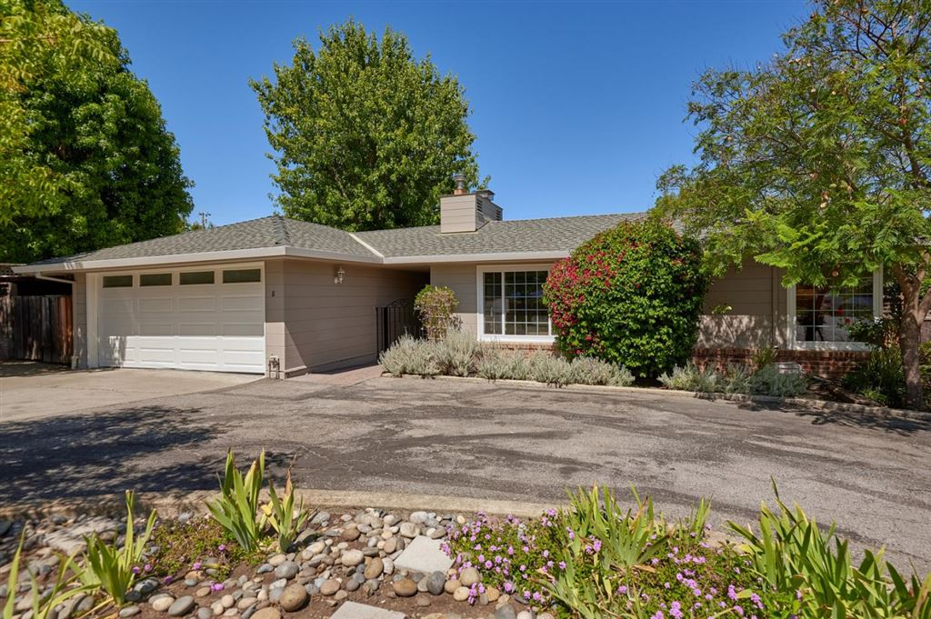Photo for 8 Acacia LN, REDWOOD CITY, CA 94062 (MLS # ML81763282)