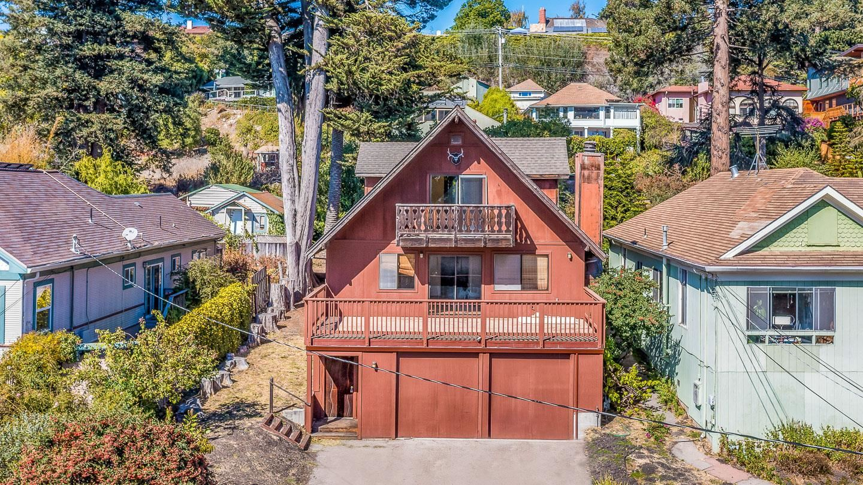 424 Escalona Drive, Santa Cruz, CA 95060 - #: ML81867284