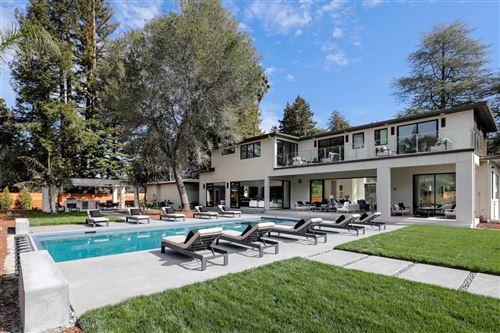 Tiny photo for 134 Stockbridge Avenue, ATHERTON, CA 94027 (MLS # ML81834285)