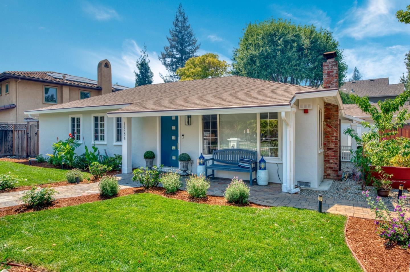 Photo for 16536 Shannon RD, LOS GATOS, CA 95032 (MLS # ML81810285)