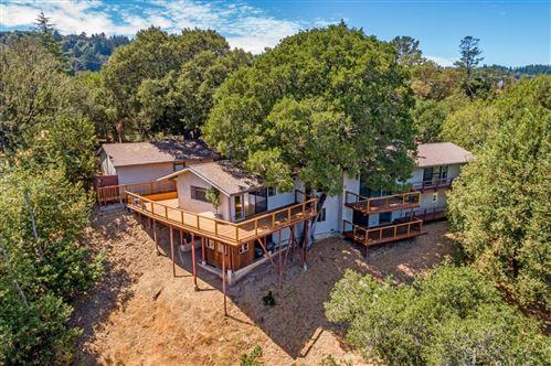 Photo of 255 Old Spanish Trail, PORTOLA VALLEY, CA 94028 (MLS # ML81859286)