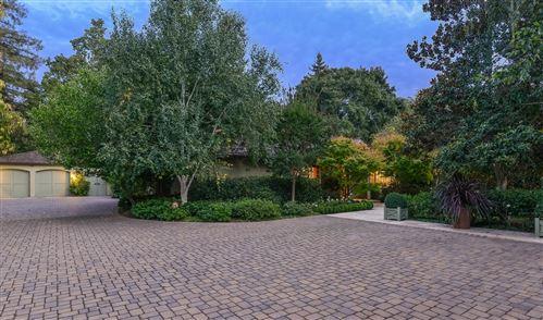 Tiny photo for 59 Leon Way, ATHERTON, CA 94027 (MLS # ML81866288)