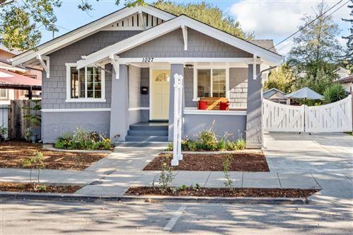 Photo of 1027 High Street, PALO ALTO, CA 94301 (MLS # ML81853291)