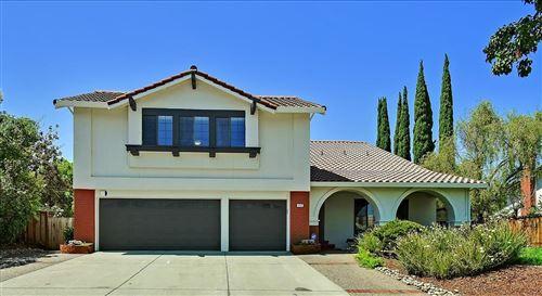 Photo of 1232 Valley Quail Circle, SAN JOSE, CA 95120 (MLS # ML81857292)