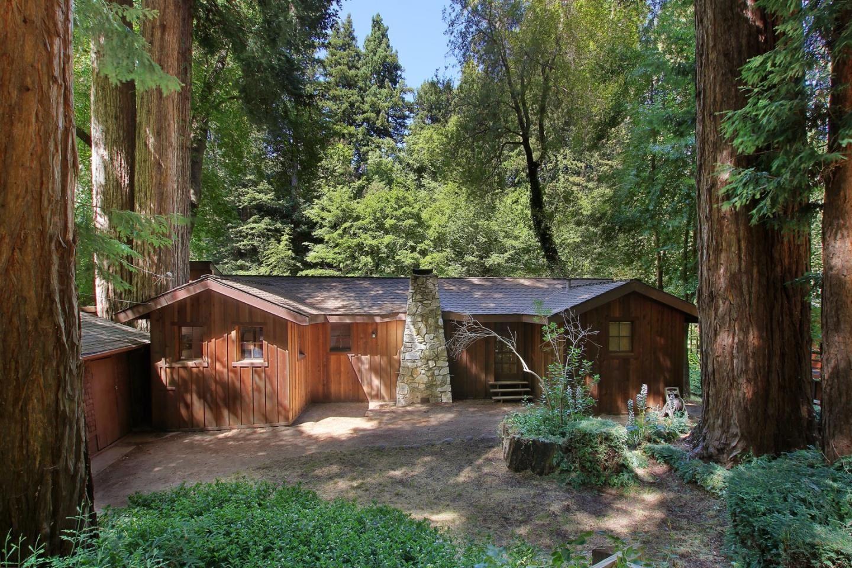 150 Riverside DR, Boulder Creek, CA 95006 - #: ML81799294