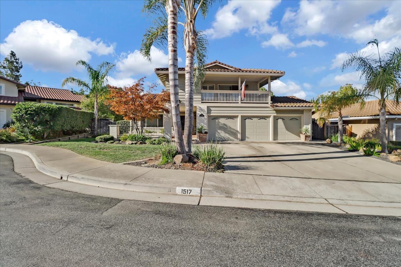 1517 Ivan Place, San Jose, CA 95120 - MLS#: ML81866294