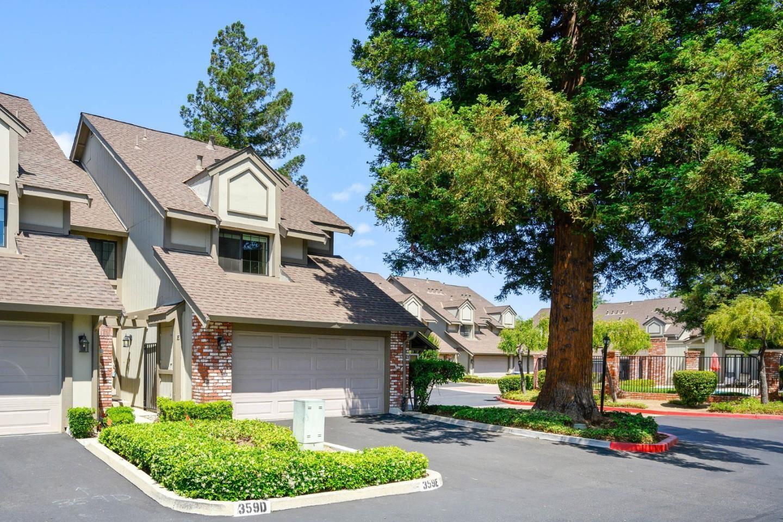 Photo for 359 West Rincon Avenue #E, CAMPBELL, CA 95008 (MLS # ML81848296)