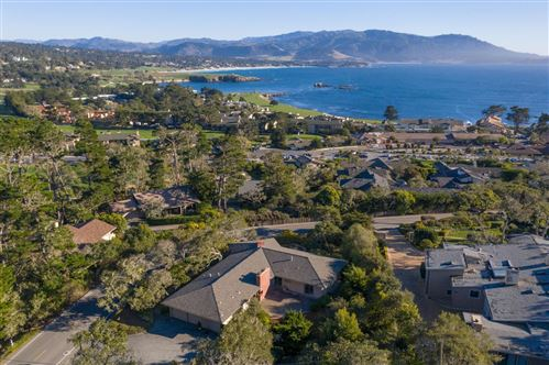 Photo of 3274 Stevenson DR, PEBBLE BEACH, CA 93953 (MLS # ML81829301)