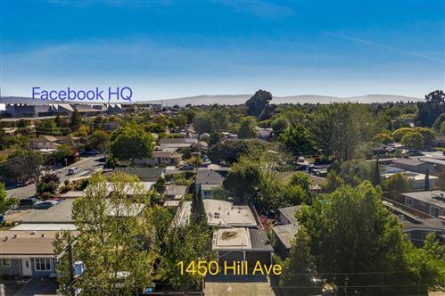 Tiny photo for 1450 Hill Avenue, MENLO PARK, CA 94025 (MLS # ML81841305)