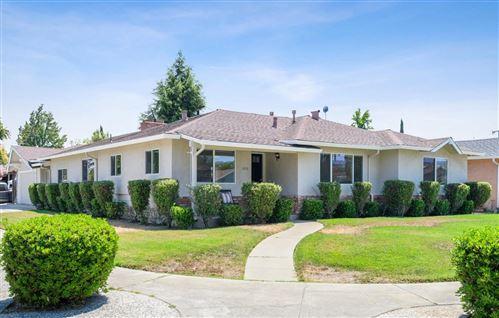 Photo of 1450 De Tracey Street, SAN JOSE, CA 95128 (MLS # ML81853305)
