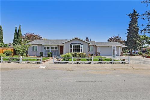 Photo of 1100 Macon Avenue, SAN JOSE, CA 95117 (MLS # ML81861306)