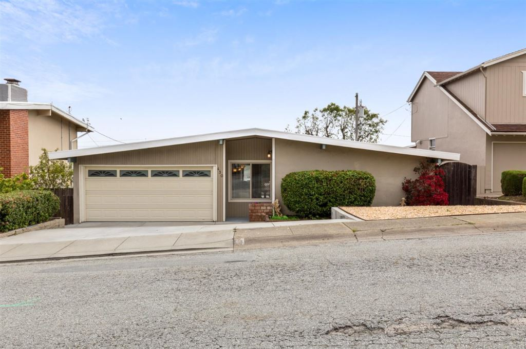 Photo for 430 Hawthorne AVE, SAN BRUNO, CA 94066 (MLS # ML81755306)