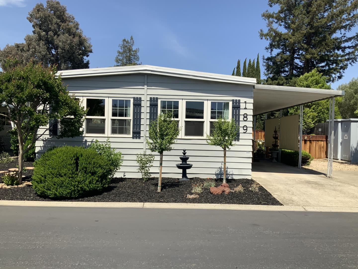 189 Walnut DR 189, Morgan Hill, CA 95037 - #: ML81797306