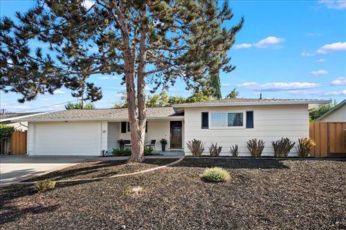 Photo of 181 Howes Drive, LOS GATOS, CA 95032 (MLS # ML81861307)