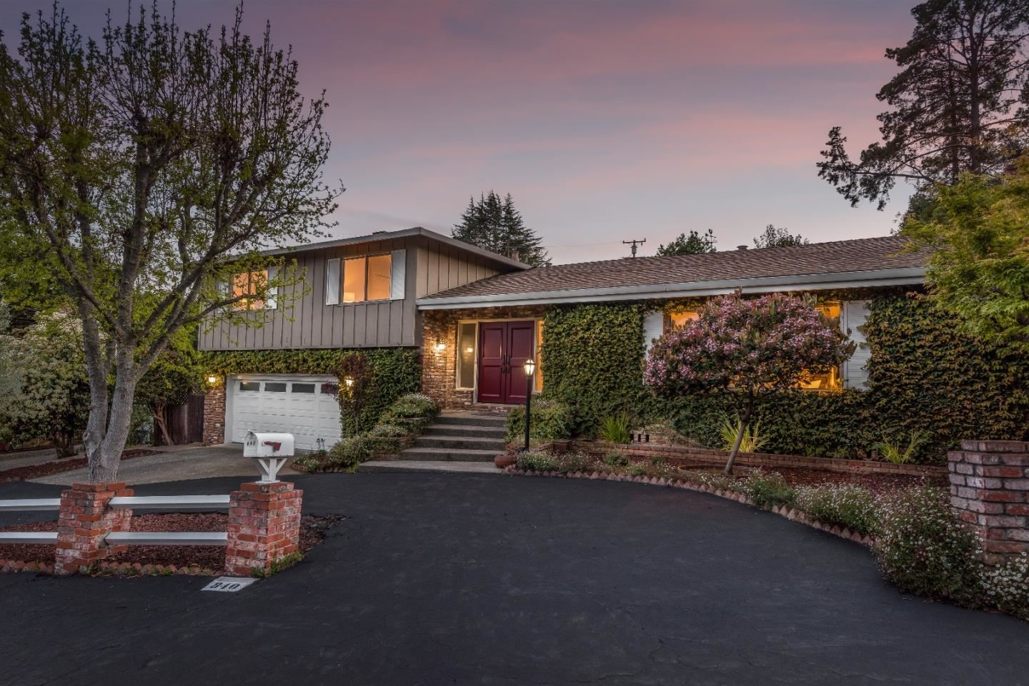 Photo for 840 HOLLY Road, BELMONT, CA 94002 (MLS # ML81838309)
