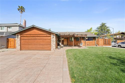Tiny photo for 1140 Fawn Drive, CAMPBELL, CA 95008 (MLS # ML81837310)