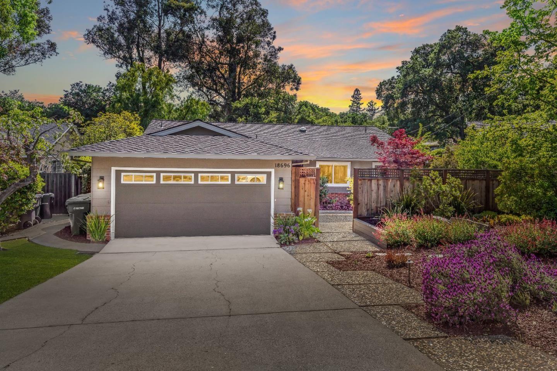18696 ASPESI Drive, Saratoga, CA 95070 - #: ML81841311