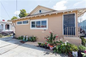 Tiny photo for 1452 70TH AVE, OAKLAND, CA 94621 (MLS # ML81756312)
