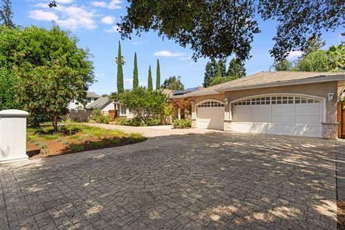 Tiny photo for 721 Berry Avenue, LOS ALTOS, CA 94024 (MLS # ML81859314)