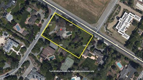 Tiny photo for 301 Fletcher DR, ATHERTON, CA 94027 (MLS # ML81805321)