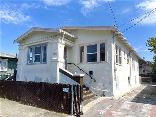 Photo of 2530 Parker Avenue, OAKLAND, CA 94605 (MLS # ML81855323)