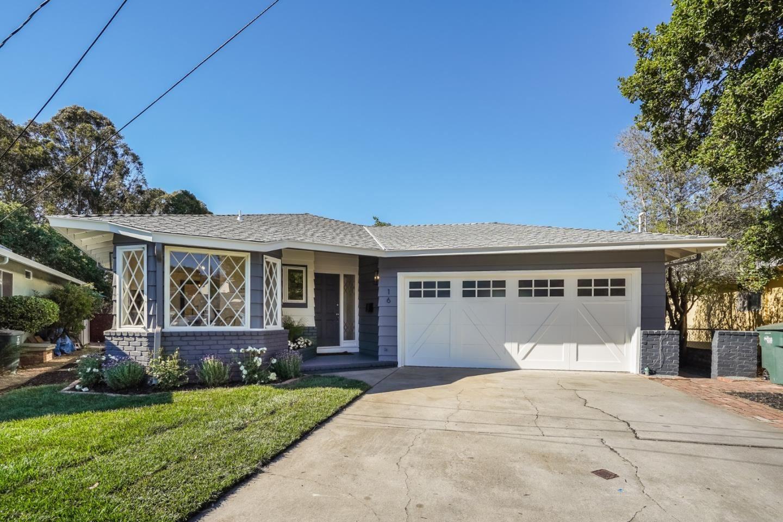 Photo for 16 Camino Vista Court, BELMONT, CA 94002 (MLS # ML81847324)
