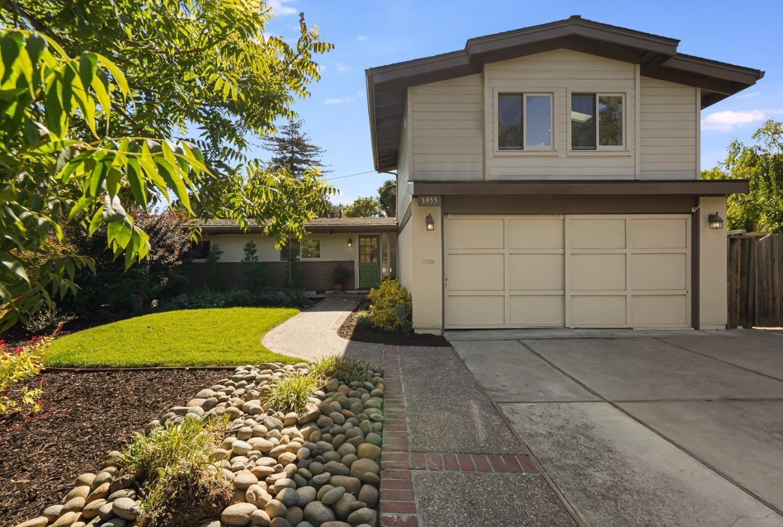 Photo for 3955 Bibbits Drive, PALO ALTO, CA 94303 (MLS # ML81866324)