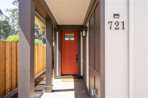 Tiny photo for 721 Linden Avenue, BURLINGAME, CA 94010 (MLS # ML81841326)