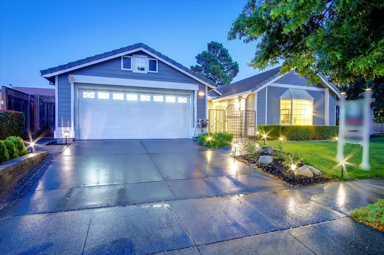 9412 Saddler Drive, Gilroy, CA 95020 - MLS#: ML81861326