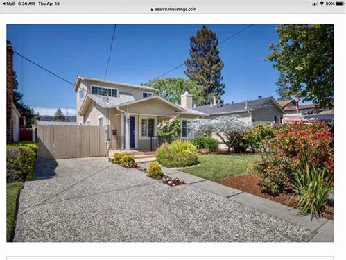 Photo of 522 Ruby Street, REDWOOD CITY, CA 94062 (MLS # ML81839327)
