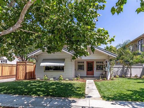 Photo of 1165 Pedro Street, SAN JOSE, CA 95126 (MLS # ML81852329)