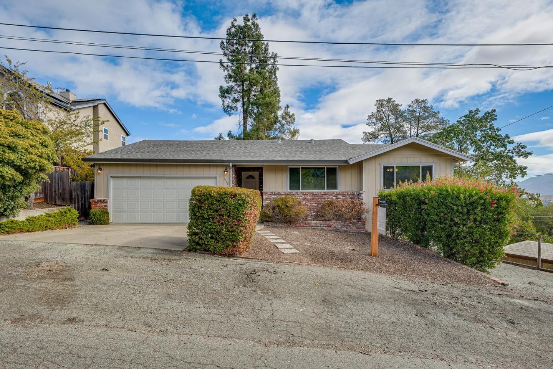 Photo for 2538 Mockingbird Hill Road, WALNUT CREEK, CA 94597 (MLS # ML81866329)