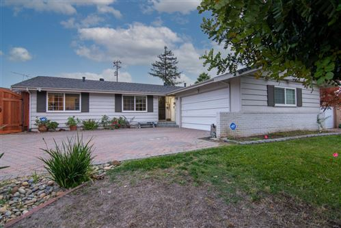 Photo of 3429 Woodside LN, SAN JOSE, CA 95121 (MLS # ML81820330)