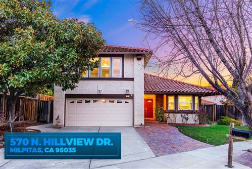 Photo of 570 N Hillview DR, MILPITAS, CA 95035 (MLS # ML81832331)
