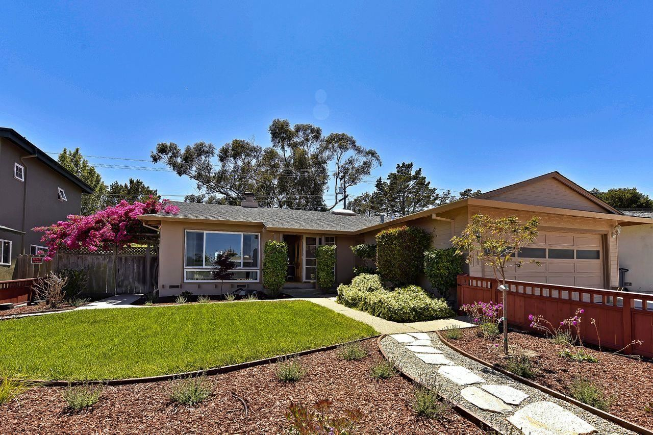 Photo for 1033 Sycamore Drive, MILLBRAE, CA 94030 (MLS # ML81849332)