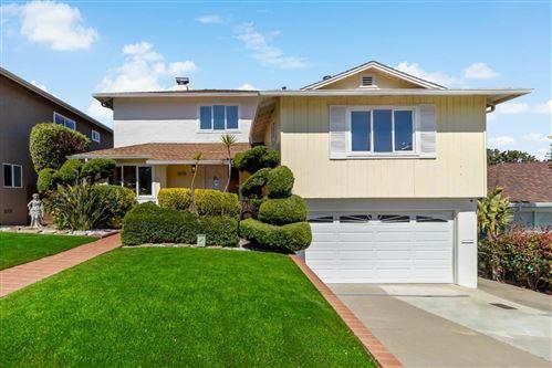 Photo of 1370 Claremont Drive, SAN BRUNO, CA 94066 (MLS # ML81843333)