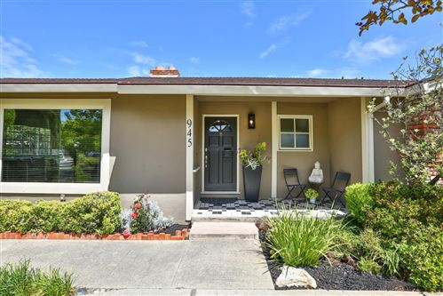 Photo of 945 Cherrystone Drive, LOS GATOS, CA 95032 (MLS # ML81841337)