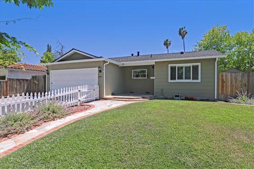 Photo of 4224 Latimer Avenue, SAN JOSE, CA 95130 (MLS # ML81849337)