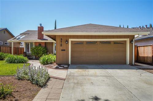 Photo of 378 Allegan Circle, SAN JOSE, CA 95123 (MLS # ML81839338)
