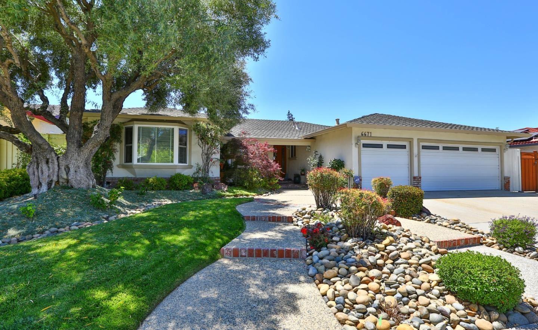 6671 Dorene Place, San Jose, CA 95120 - MLS#: ML81849338
