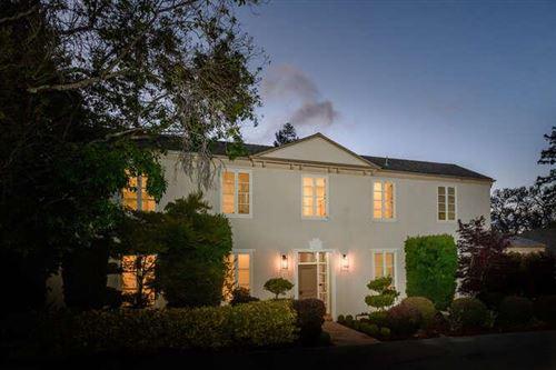 Photo of 2180 Carmelita Avenue, HILLSBOROUGH, CA 94010 (MLS # ML81849339)