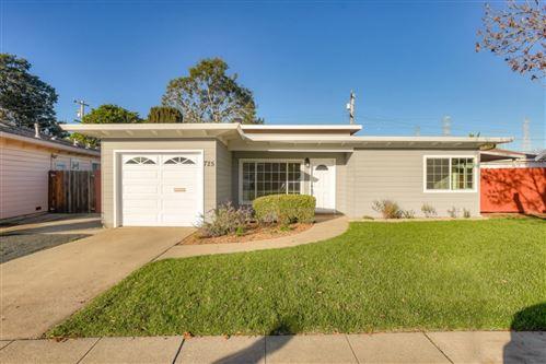 Photo of 725 Kathryne AVE, SAN MATEO, CA 94401 (MLS # ML81819340)