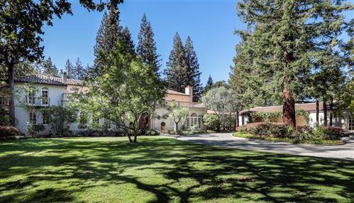 Photo of 70 Linda Vista Avenue, ATHERTON, CA 94027 (MLS # ML81865340)