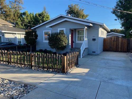 Photo of 1181 Ebener Street, REDWOOD CITY, CA 94061 (MLS # ML81866340)